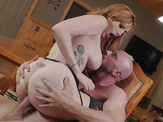 Flaming nude milf gets the cock to without hope her soft cunt